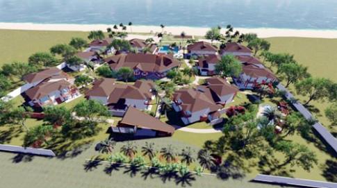 Đại bản doanh tuyển Đức thành khu nghỉ dưỡng của Brazil