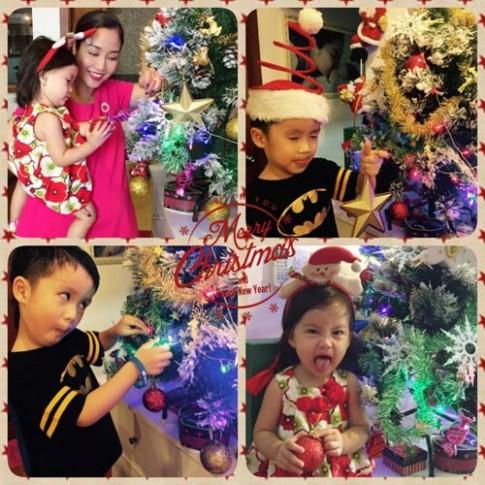 Đàm Vĩnh Hưng, Ốc Thanh Vân tự tay trang trí Giáng Sinh sớm