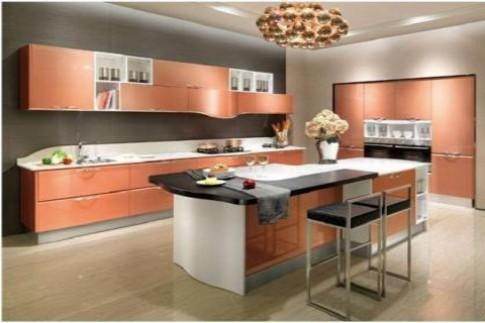 Đảo bếp - ý tưởng cho gian bếp hiện đại