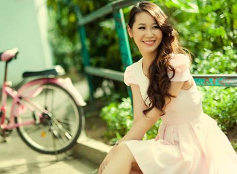 Đẹp như Hoa hậu Dương Thùy Linh
