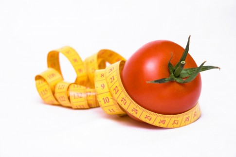 Đẹp toàn tập với...cà chua
