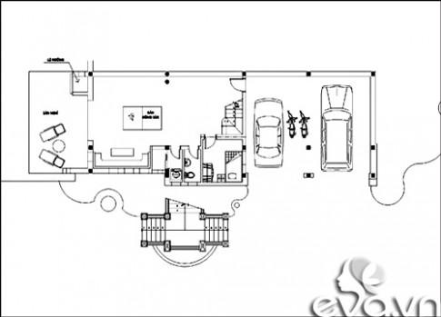 Dinh thự kiểu Pháp cho đại gia đình trên khuôn viên 5 héc-ta