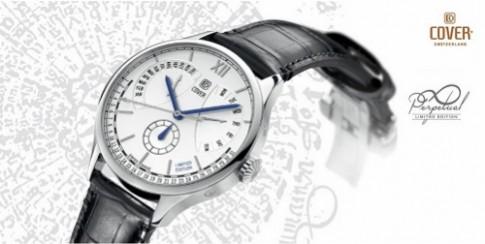 Đồng hồ Cover Switzerland ra mắt bộ sưu tập mới