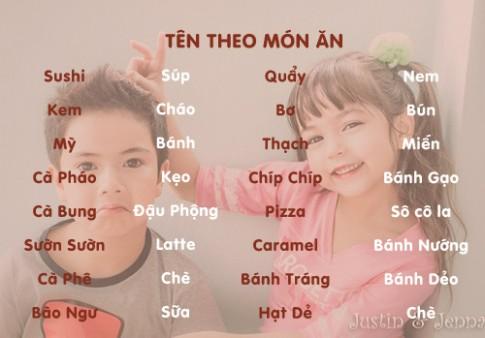 Dự báo những kiểu tên ở nhà cho bé 'lên ngôi' năm 2016