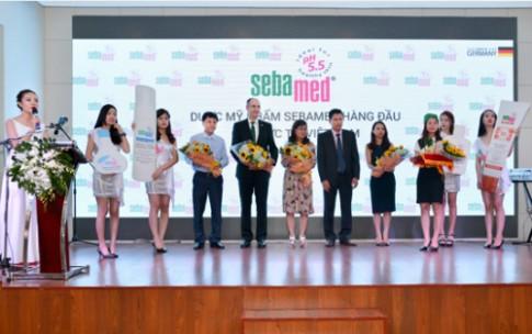 Dược mỹ phẩm Sebamed ra mắt tại Việt Nam