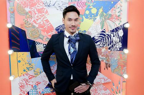 Fashionista dự khai trương Pop-up Store khăn Hermès