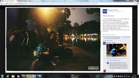 """Gặp mẹ đơn thân và cậu con lai gây sốt trên """"Humans of Ha Noi"""""""