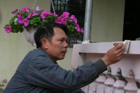 Gia đình Việt ấm áp tổng vệ sinh nhà cửa