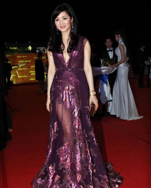 Giang My: Hoa hau cham khoe vong 1 nhat nhi showbiz