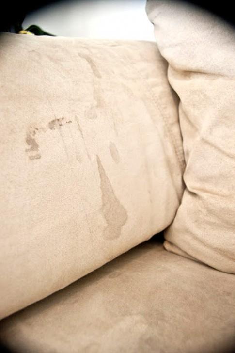 Giặt khô sofa da lộn: Hóa ra chẳng khó!
