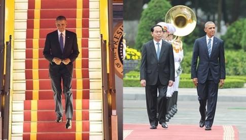 Gu thời trang tinh giản đầy thanh lịch của Tổng thống Obama
