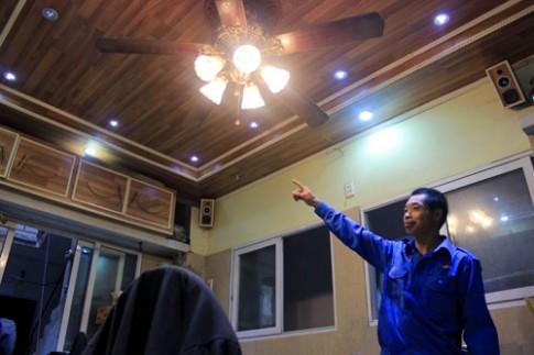 Hà Đông: Một mình xây nhà 6 tầng không cần thuê thợ