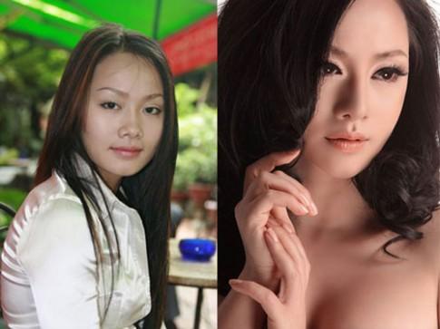 Hành trình 'lên hạng' nhan sắc của vợ cũ Thành Trung