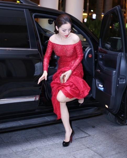 HH Kỳ Duyên bất ngờ hội ngộ Huyền My, Diễm Trang