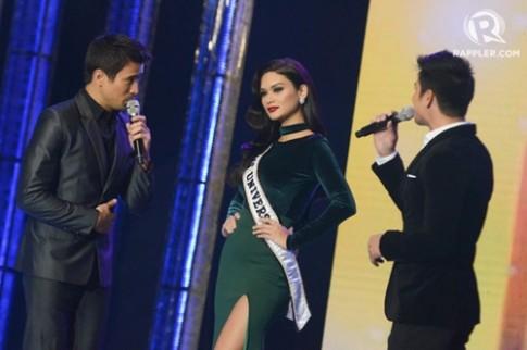Hoa hậu Hoàn vũ 2015 được đăng quang lần 2 tại Philippines
