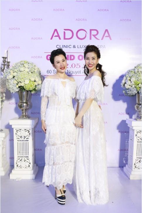 Hoa hậu Trái đất 2015 trở thành đại sứ thương hiệu Adora.