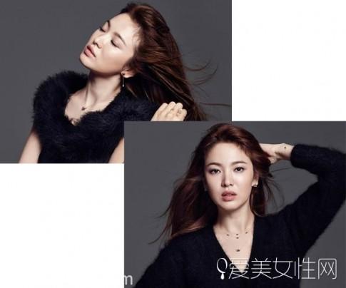 Hoa tai Song Hye Kyo trong Hau due mat troi khien chi em me man