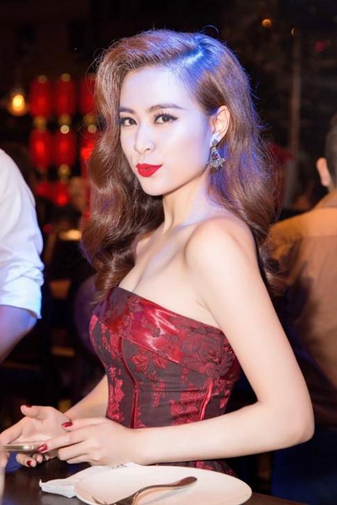 Hoàng Thùy Linh đẹp mọi góc nhìn nhờ trang điểm xuất sắc