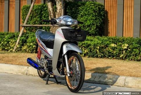Honda Future 2 vẫn âm thầm lặng lẽ hồi sinh