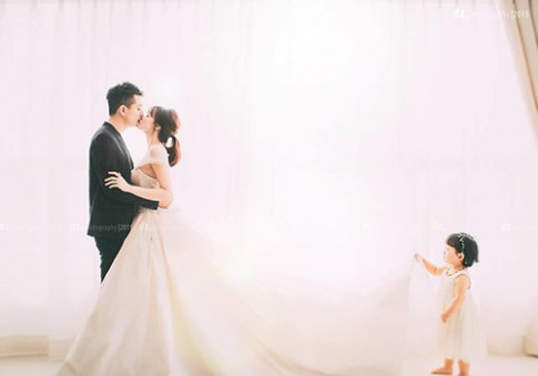 """Hot mom Hà Nội chia sẻ bí quyết về cuộc sống gia đình """"chuẩn 10"""""""
