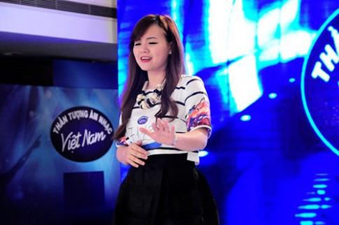 Hotgirl 9x của Vietnam Idol chia sẻ chuyện làm mẹ tuổi 21