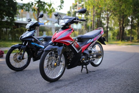 Huyen Thoai Exciter 2010