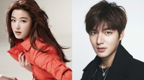"""Jeon Ji Hyun """"cặp kè"""" Lee Min Ho, đẩy giá bán phim lên trời"""