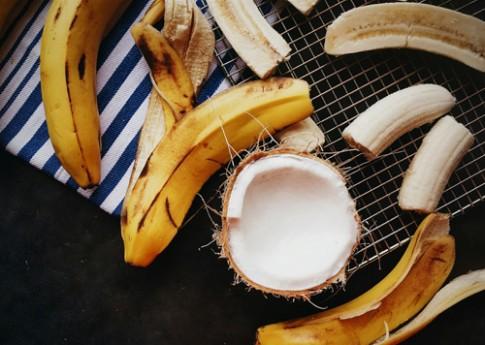 Kem chuối sữa dừa đơn giản mà ngon