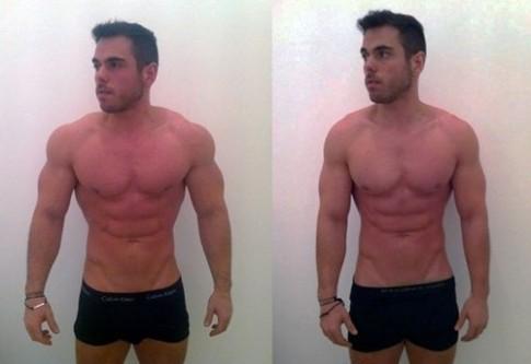 Kinh ngạc chàng trai giảm 11kg chỉ trong 24 giờ và vẫn khỏe như thường