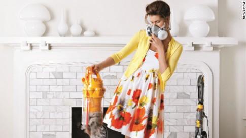 Làm sạch không khó 8 ngóc ngách kinh khủng nhất trong nhà