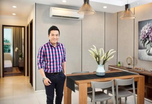 Lam Trường tậu thêm nhà mới