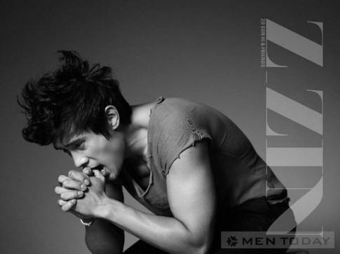 Lee Byung Hun – ngôi sao chiếm lĩnh các tạp chí thời trang
