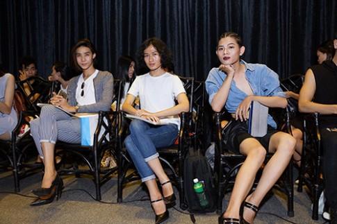 Mẫu nam đi giày cao gót tới casting show của Adrian Anh Tuấn