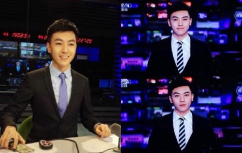MC 9X đẹp trai nhất Trung Quốc khiến fan nữ 'đổ rụp'