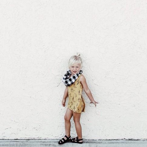 """Mê mẩn thời trang mùa hè cực """"chất"""" của thiên thần 3 tuổi"""