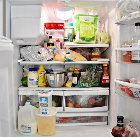 Mẹo sắp xếp tủ lạnh tuyệt hay