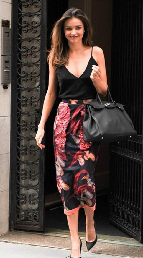 Miranda Kerr và bí quyết làm đẹp đơn giản