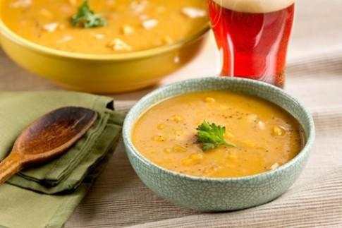 Một bát súp nhỏ đánh bại 100 viên thuốc kháng sinh đắt tiền
