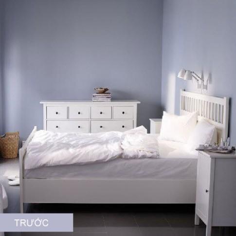 Một phòng ngủ với 5 phong cách nhờ thay đổi nhỏ