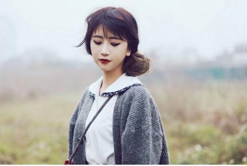 Muôn vàn kiểu make-up Vintage đẹp như mơ của Quỳnh Anh Shyn