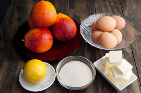 Mứt cam trứng siêu ngon