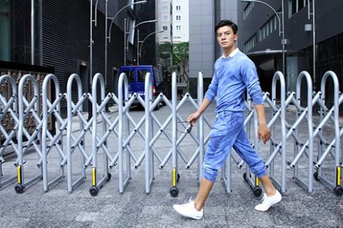 Mỹ nam Việt mặc bảnh bao với phong cách thể thao