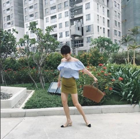 Mỹ nhân Việt thổi bùng xu hướng trễ vai gợi cảm