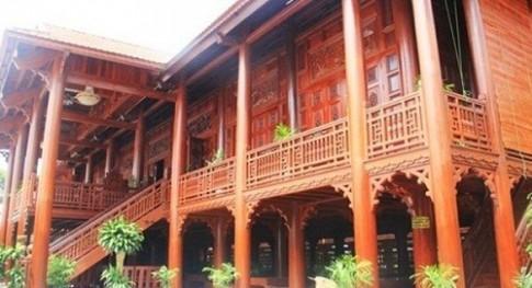 Ngắm biệt thự gỗ tiền tỷ của 3 đại gia Việt