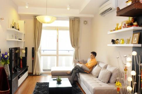 Ngắm nhà xinh yêu của ca sĩ Nam Cường