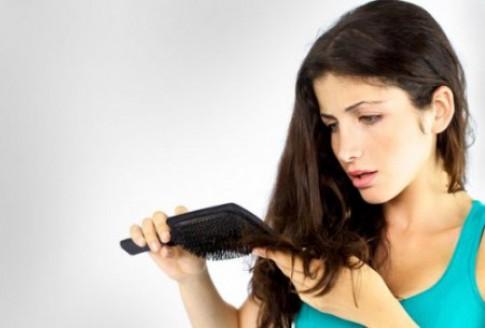 Ngăn ngừa rụng tóc hiệu quả bằng Collagen thủy phân.