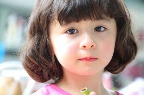 Ngây ngất dàn mẫu nhí Thái Lan đẹp như thiên thần
