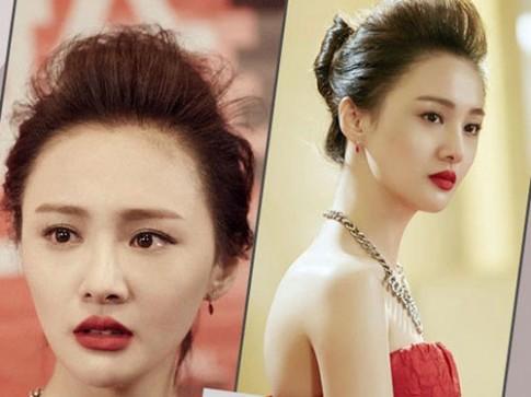 Người đẹp châu Á 'gây mê' với son đỏ đậm