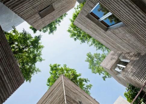 Nhà cây Việt Nam vào top 10 nhà độc đáo nhất thế giới