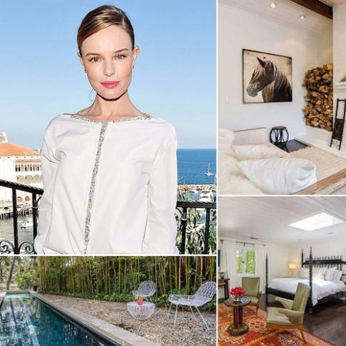 Nhà đẹp ngất ngây của mỹ nhân Kate Bosworth